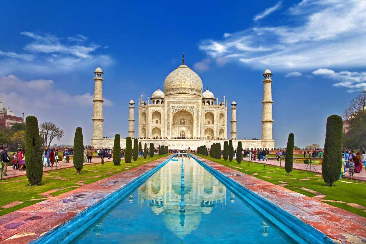 טאג' מהאל: מידע מקיף למטייל על הטאג' מהאל (כתר הארמון)