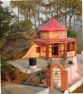 המקדש בקאסר דיווי